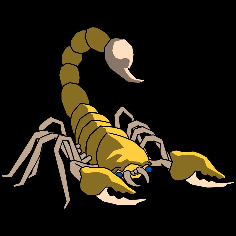Scorpion stinger cock